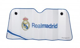 PARE-SOLEIL FRONTAL REAL MADRID XL 145X80CM - FDS