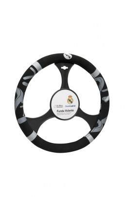 COUVRE VOLANT PVC REAL MADRID NR7 -FDS