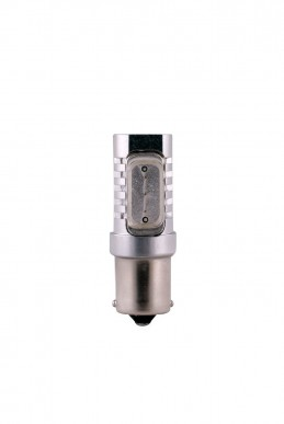 AMPOULE A LED P21W SMD 6W 12V ROUGE -FDS