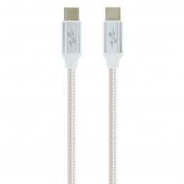 CABLE USB-C/USB-C 1M NYLON...
