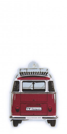 VW T1 BUS DESODORISANT - VANILLE/ROUGE - MSDS