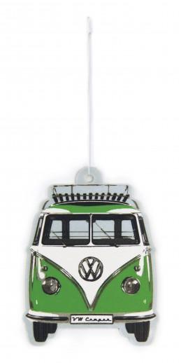 VW T1 BUS DESODORISANT - POMME/VERT - MSDS