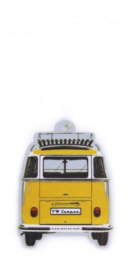 VW T1 BUS DESODORISANT - CITRON/JAUNE - MSDS