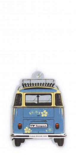 VW T1 BUS DESODORISANT - PINA COLADA/TURQUOISE - MSDS