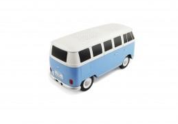 VW T1 BUS ENCEINTE BLUETOOTH BLEUE/BLANCHE - BOITE CADEAU