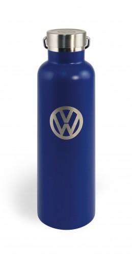 VW THERMOS INOX 735ML - BLEU