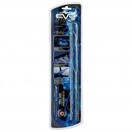 BANDE LED FEUX DE POSITION 30CM - BLEU - 2PCS