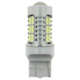 AMP.LED S600 12/24W T20 W21/5W DBLE FILAMENT CANBUS-6500K BL.PURE-1PC