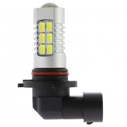 AMP.LED S600 12/24V HB4 P22D (9006) CANBUS - 6500K BLANC PURE - 1PC