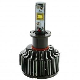 KIT DE CONVERSION LED H3 PK22S - 6000K BLANC PURE - 2PCS