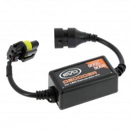 CABLAGE POUR KIT DE CONVERSION LED 9005/HB3-9006/HB4 - 2PCS