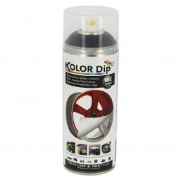 KOLOR DIP PEINTURE FINITION NOIRE - SPRAY 400 ML - MSDS