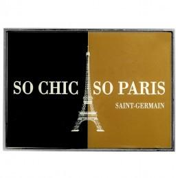 P6794-EMBLEME PSG SO CHIC SO PARIS PREMIUM - FDS
