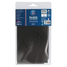P12829-PORTE PAPIERS PVC LUXE PIQURE SELLIER PSG POUR VOITURE