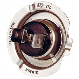 BOITE 1 AMPOULE 12V. H7 PX26D